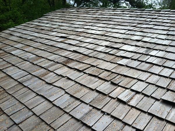 Cedar Shake Roofing )